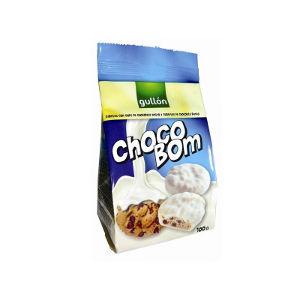 Choco Bom Blanco vending
